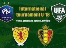 Сборная Узбекистана U-18 в октябре проведёт матчи против Франции, Бельгии и Шотландии