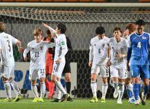 Япония 14:0 ҳисобида ғалаба қозонган ўйин видеошарҳини томоша қилинг