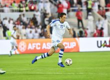 Отабек Шукуров: Очень рад сыграть в составе сборной Узбекистана на поле «Шарджи»