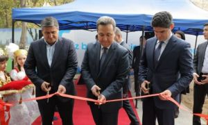 A specialized judo hall has been commissioned in Tashkent