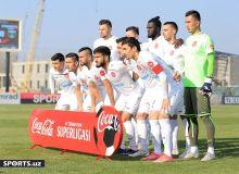 Объявлены стартовые составы матча «Кызылкум» - «Турон»