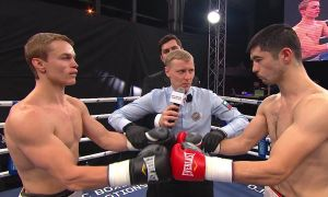 Ravshanbek Umurzakov is being planned to return to the ring in September