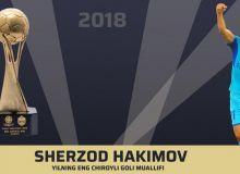 Sherzod Khakimov picks the 2018 PFL Goal of the Year Award