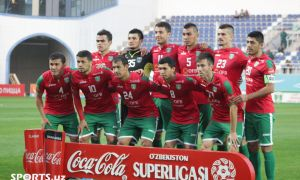 Lokomotiv down Bukhara to claim three points in Tashkent