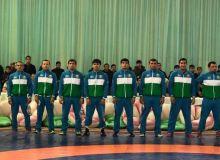 В Бухаре проходит кубок Узбекистана по спортивной борьбе