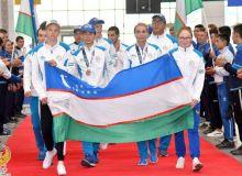 Участники чемпионата Азии по велотреку прибыли в Ташкент