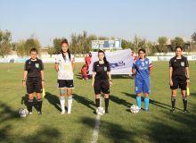 Завершился 3-тур в женской высшей лиге.