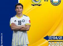 Сегодня «Пахтакор» проведёт матча 2-тура Лиги чемпионов АФК