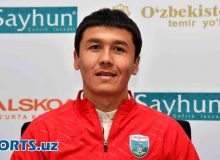 FC Lokomotiv player Sherzod Karimov moves to FC Navbahor