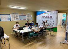 Штаб делегации Узбекистана официально начал свою деятельность в Олимпийской деревне Токио-2020