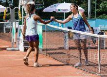 Хабибулина вышла во второй круг турнира в Алматы
