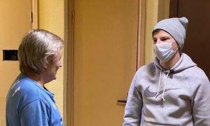 Аршавин курьерлик қилди (видео)