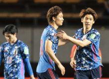 Япония выиграла дома со счетом 10:0. Один игрок оформил покер