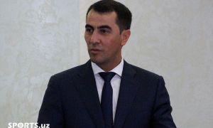 Равшан Ирматов — первый заместитель председателя НОК