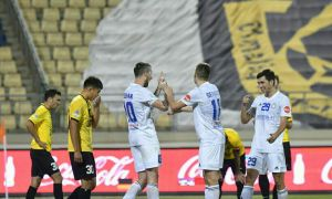 FC Pakhtakor earn a 3-0 victory over FC AGMK in Almalyk