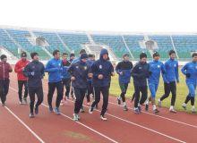 Футбольный клуб «Истиклол» начал подготовку к новому сезону