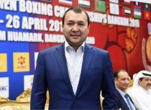 Сакен Полатов Осиёда боксни ривожлантириш фонди раиси этиб тайинланди