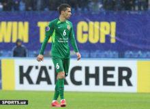 UAE Championship. Shabab al-Ahli was defeated. Ganiev came on as a substitute