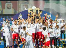 Uzbekistan's Masharipov, Ganiev and Khamrobekov win UAE League Cup with Shabab Al Ahli