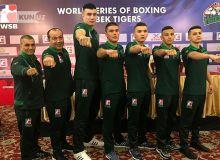 WSB. Uzbek Tigers to welcome Colombia Heroicos to Tashkent