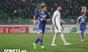 FC Kokand-1912 share the points with FC Andijan in Fergana Valley derby