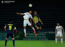 «Пахтакор» в Навои забил два безответных гола (Видео)