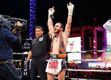 Uzbek muaythai master will make his debut in MMA
