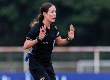 Азиатские игры: Анна Сидорова будет работать на финальном матче