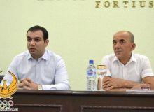 Полная прозрачность при поступлении в университет физической культуры и спорта и другие вопросы обсуждались в стенах НОК