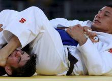 Diyorbek Urozboev finishes his Dusseldorf Grand Slam campaign