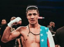 Two more of Uzbek boxers entered the ring on the fight night when Shahjahan broke his opponent's rib cage