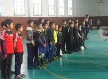 Мини-футбол: 7та ёш тоифасидаги гуруҳларда Республика биринчилиги бўлиб ўтди