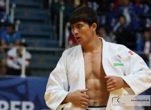Мухаммадкарим Хуррамов выиграл бронзу Гран-при Тбилиси