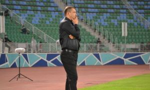 """Ilham Mumindzhanov: """"I want the fans to come to our next game too"""""""
