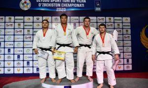 Завершился чемпионат Узбекистана по дзюдо среди молодёжи