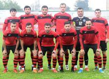 Andrey Sidirov among best ones in the Team of Tajik League Week One
