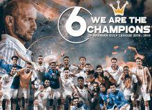 Наши легионеры: Отабек Шукуров и «Шарджа» - чемпионы ОАЭ!