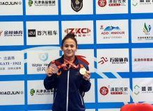 Муаттар Набиева стала бронзовым призёром кубка Мира