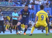 Match Highlights. FC Pakhtakor vs FC Bunyodkor