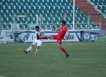 FC Lokomotiv, FC Metallurg play a 2-2 draw at Lokomotiv Stadium