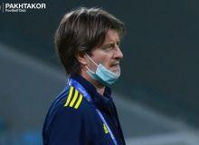 Что сказал тренер «Пахтакора» перед следующим матчем?