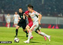 Match Highlights. FC Navbahor vs FC Nasaf