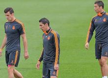 "Ди Мария: ""Реал""да Роналду ва Бэйл сабаб жарима зарбаларини тепиш имкони йўқ эди"
