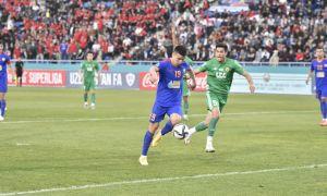 «Насаф» забил 6 безответных мячей «Сурхану» в Карши (Видео)