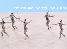 Наши художественные гимнастки завершили своё участие в отборочном этапе