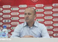 """Жамшид Саидов: Муҳими """"Андижон""""ни Суперлигада сақлаб қолдик"""