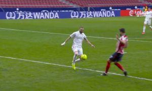 Суарес ва Бенземанинг голлари Мадрид дербисини ҳал қилди (видео)