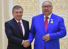 Алишер Усмонов: Президент ҳам «Пахтакор»га мухлислик қилади