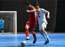 В Ташкенте начался 11 тур чемпионата по футзалу.