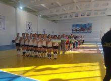 В Хорезме стартовал чемпионат Узбекистана по волейболу среди женщин